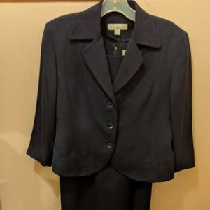 EUC Suit jacket set with Dress Amanda Smith Petite
